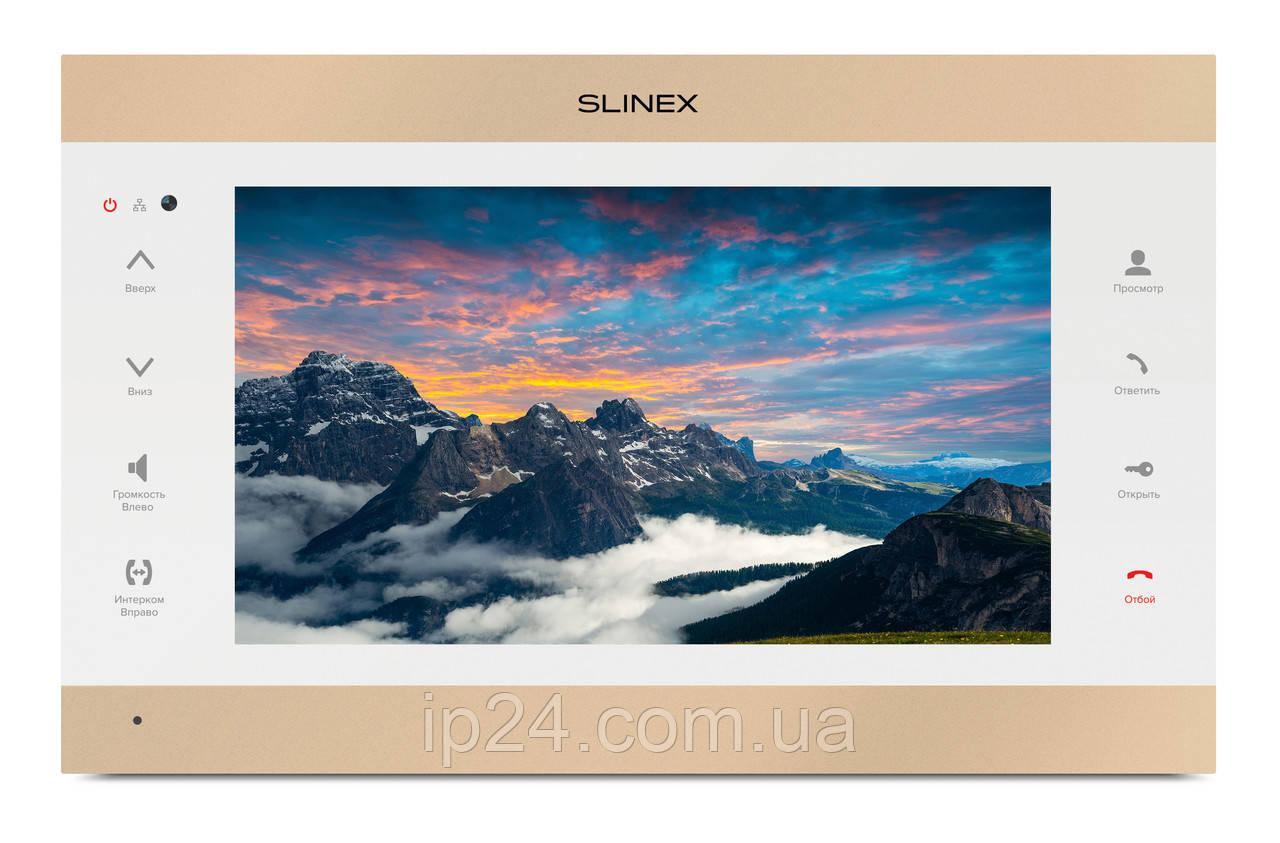 Slinex SL-10IPT FHD домофон с Wi-Fi в квартиру
