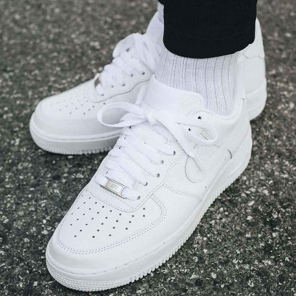 Оригинальные мужские кроссовки Nike Air Force 1 Low 07
