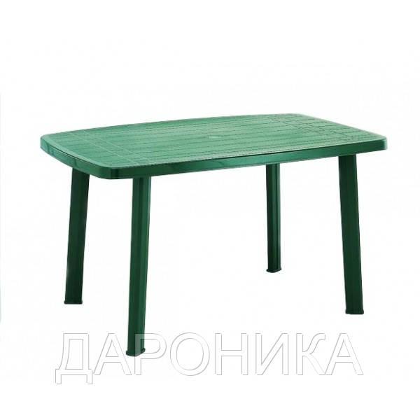 Стол Faro 137*85 зеленый