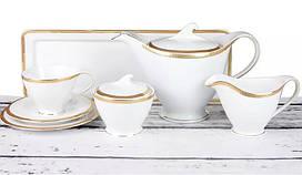 Сервиз чайный Bougucice Antonio Gold 12/27 122703