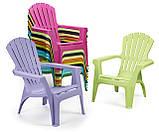 Кресло Dolomiti белое, фото 5