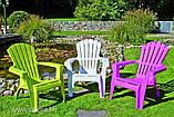 Кресло Dolomiti белое, фото 6