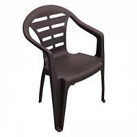 Крісло Moyo коричневе