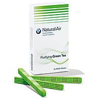 Оригінальний комплект змінних картриджів освіжувача повітря BMW Purifying Green Tea (83122285674)
