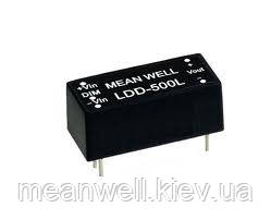 LDD-350L Блок питания Mean Well LED 2 ~ 36VDC ,350mA