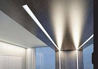Алюминиевый лед профиль - ключ к дизайнерскому решению