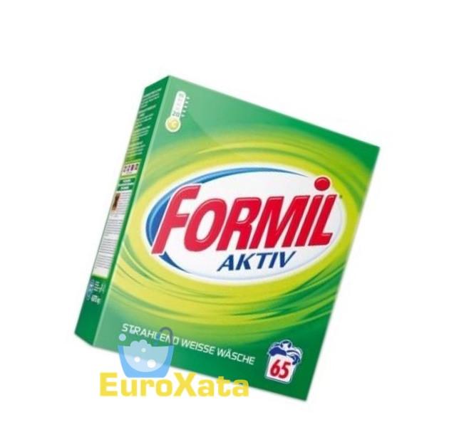 Порошок для стирки Formil Aktiv Vollwaschmittel 4,225 кг (Германия)