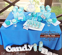 Кенди бар (Candy Bar) в стиле Тиффани