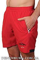 Шорты пляжные мужские PAUL & SHARK 19-827 (19-828B) красные