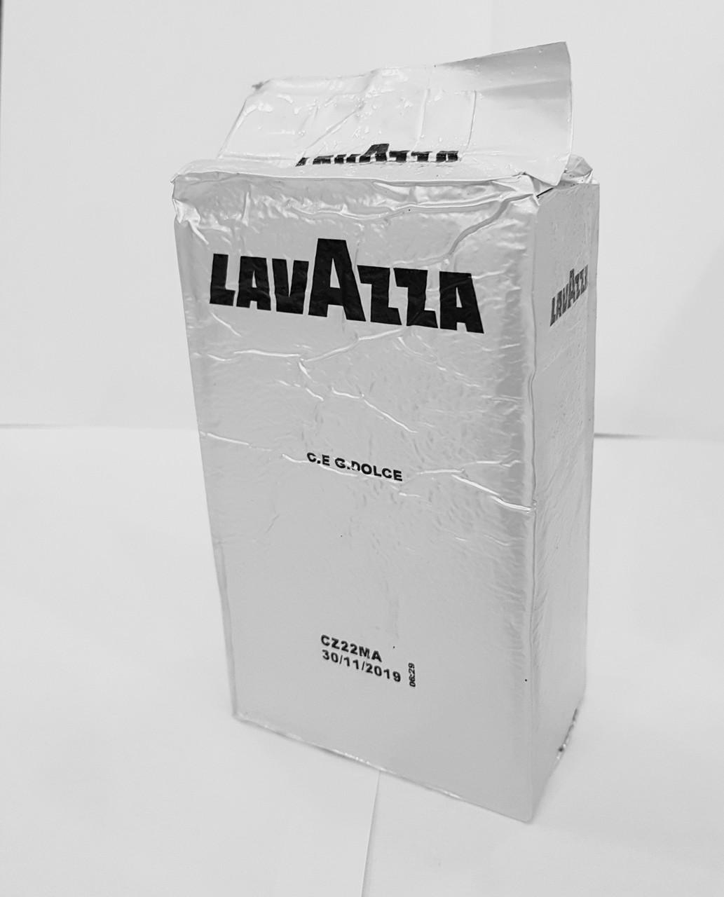 Кава мелена Lavazza Crema e Gusto Dolce 250 г в економній упаковці