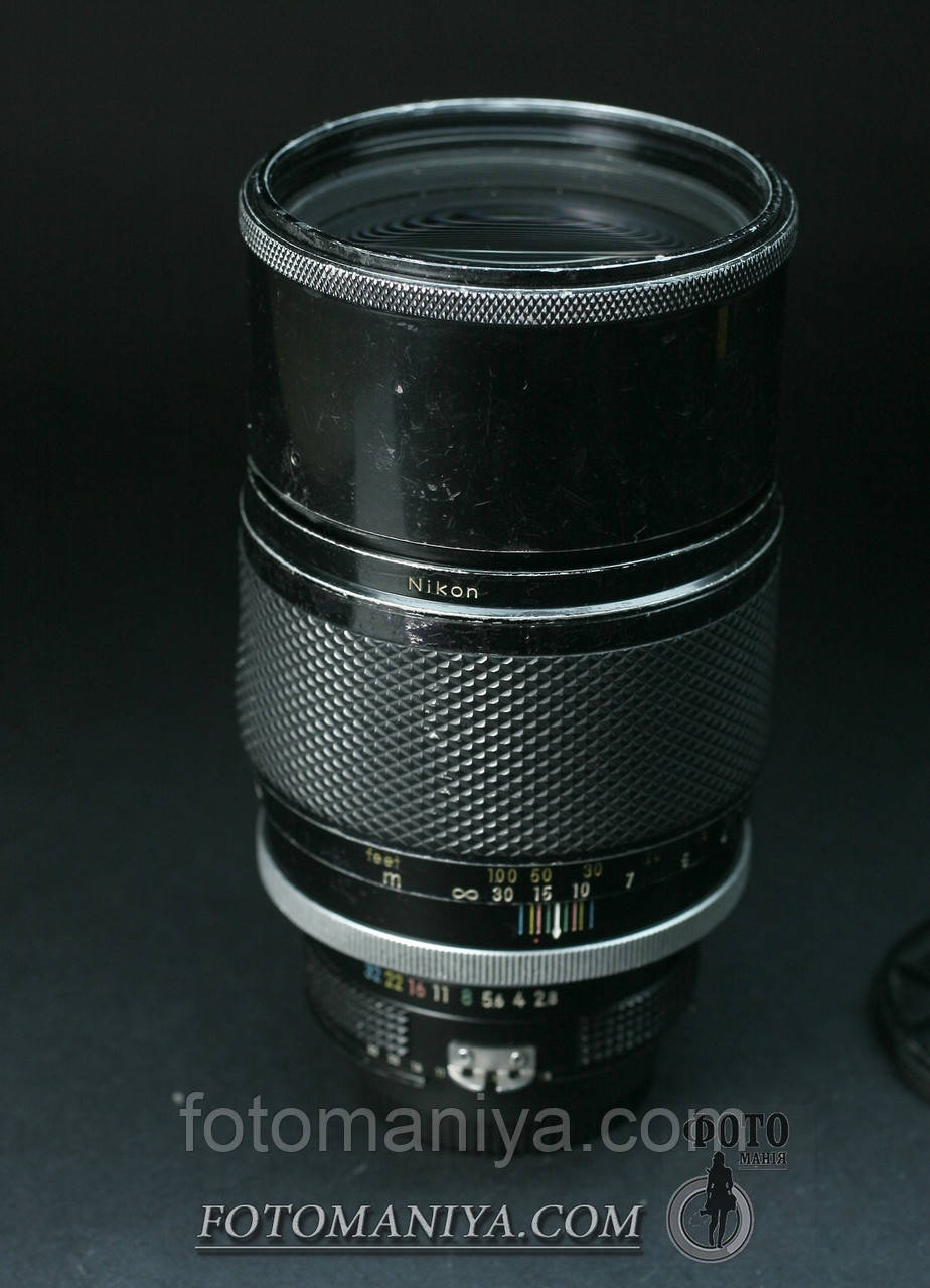 Nikkor-P.C 180mm f2,8