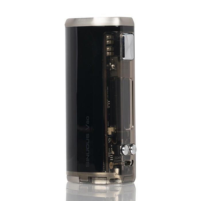 Батарейный мод Wismec Sinuous V80 80W TC Black