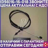 ⭐⭐⭐⭐⭐ Трос газа ВАЗ 2110, 2111, 2112 инжектор (16-клапанный двигатель 1,6) (производство  Трос-Авто)  21104-110805400