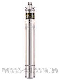 Скважинный шнековый насос rudes 3S 0.8-30-0.37  0.4кВт Hmax60м Qmax23.3л/мин Ø75мм (кабель 10м)