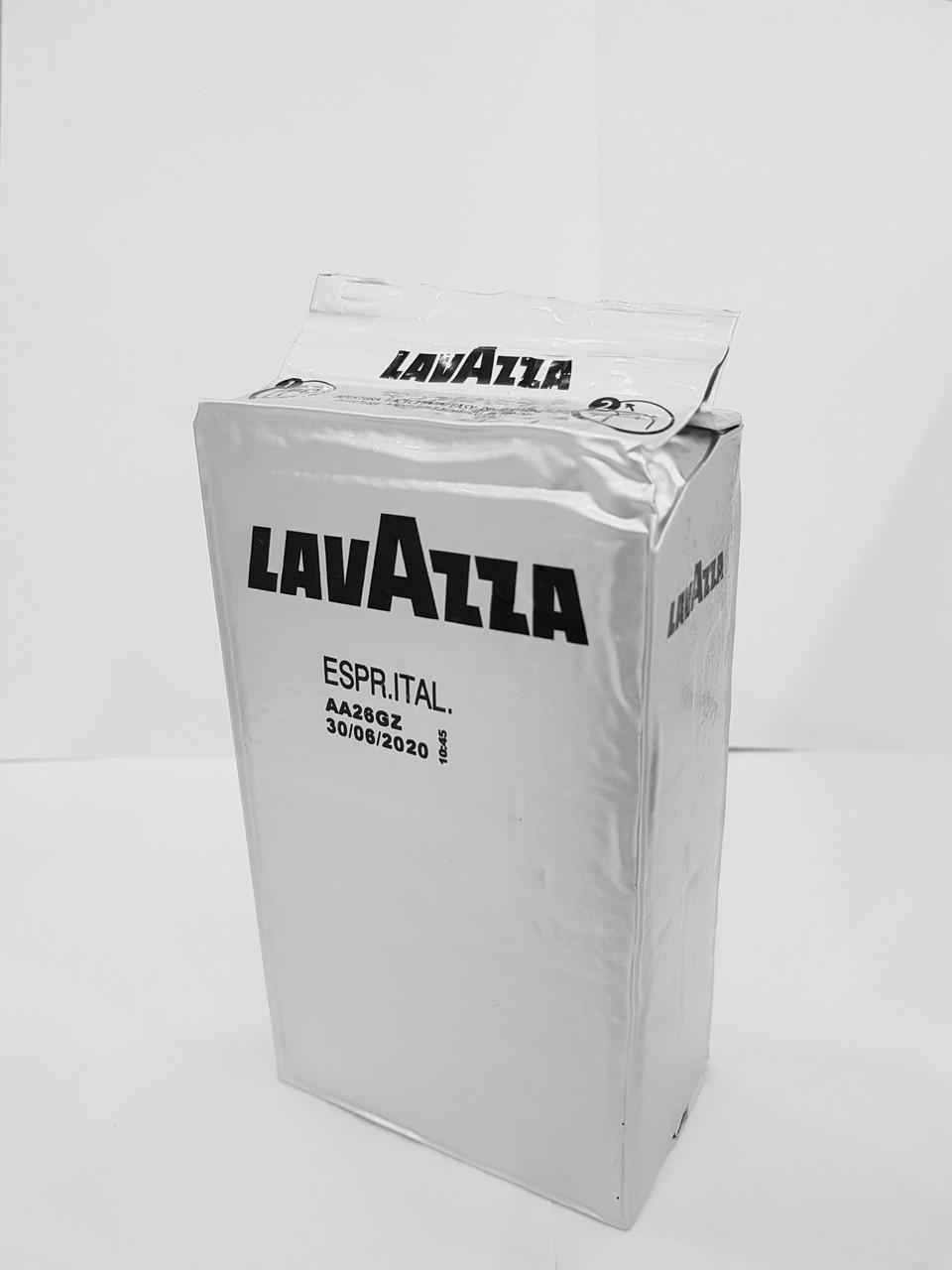 Кофе молотый Lavazza Caffe Espresso 250 г в экономной упаковке