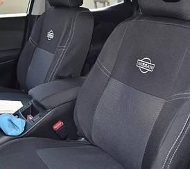 Чехлы в салон модельные Nissan Leaf 2010- (Prestige_Premium)