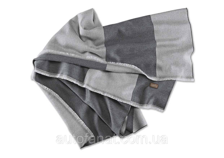 Оригинальный шерстяной плед BMW Iconic Wool Blanket, Grey (80232410944)