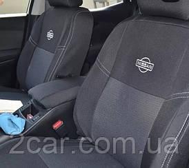 Чехлы в салон модельные Nissan Juke 2010- (Prestige_Premium)