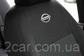 Чехлы в салон модельные Nissan Juke 2010- (Prestige_Budget)