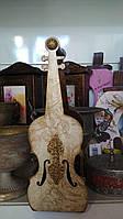 Скрипка сувенирная