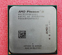МОЩНЫЙ Процессор AMD SAM3, am2+ PHENOM II X4 955 BLACK EDITION 125W - 4 ЯДРА ( 4 по 3.2 Ghz каждое ) am3,SAM2+
