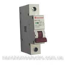 Автоматический выключатель 1 полюс 32 A