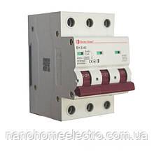 Автоматический выключатель 3 полюса 40 A