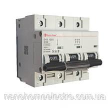 Автоматический выключатель 3 п. 100 A Силовой