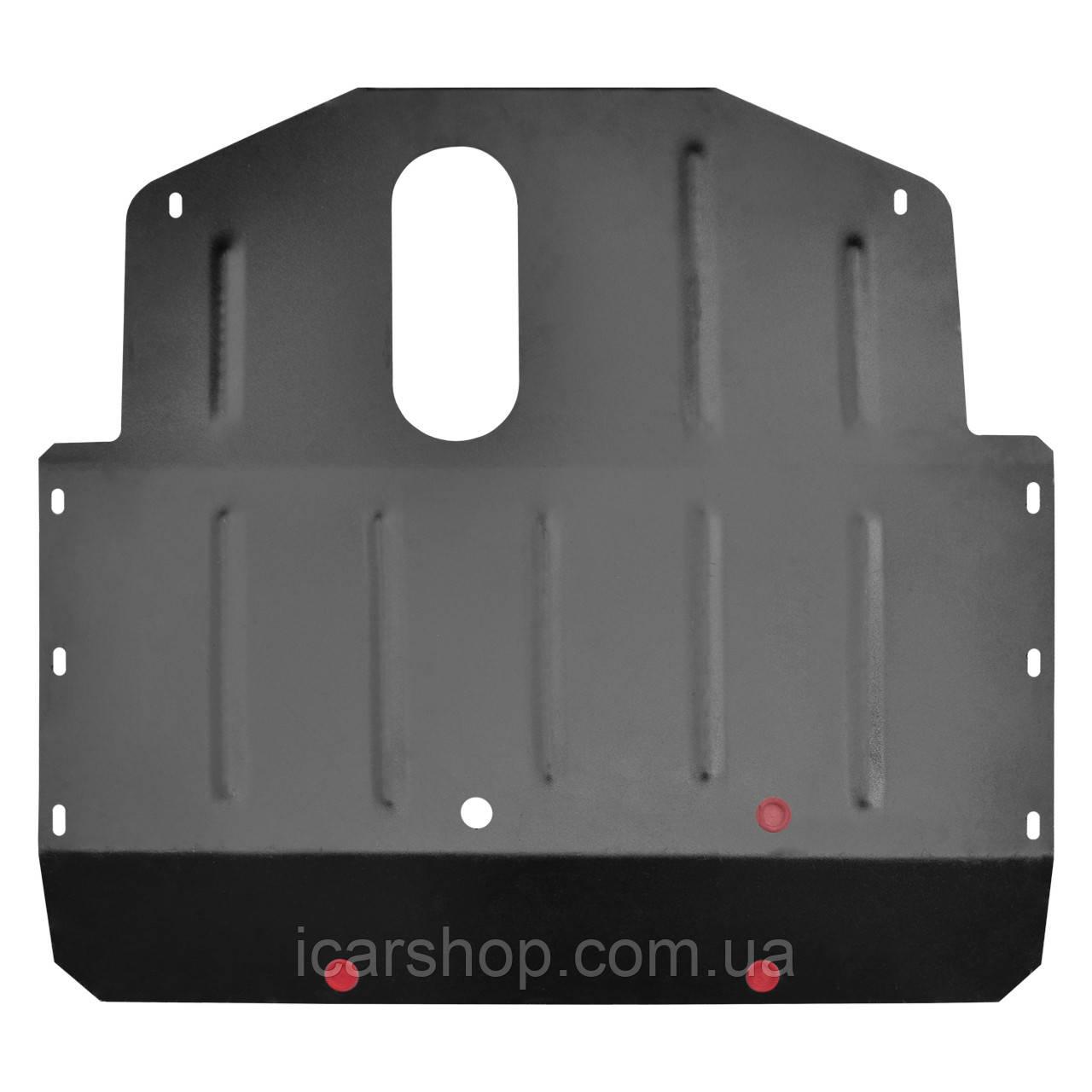 Захист Двигуна / КПП Ford Transit Т-16 00-06 Titan