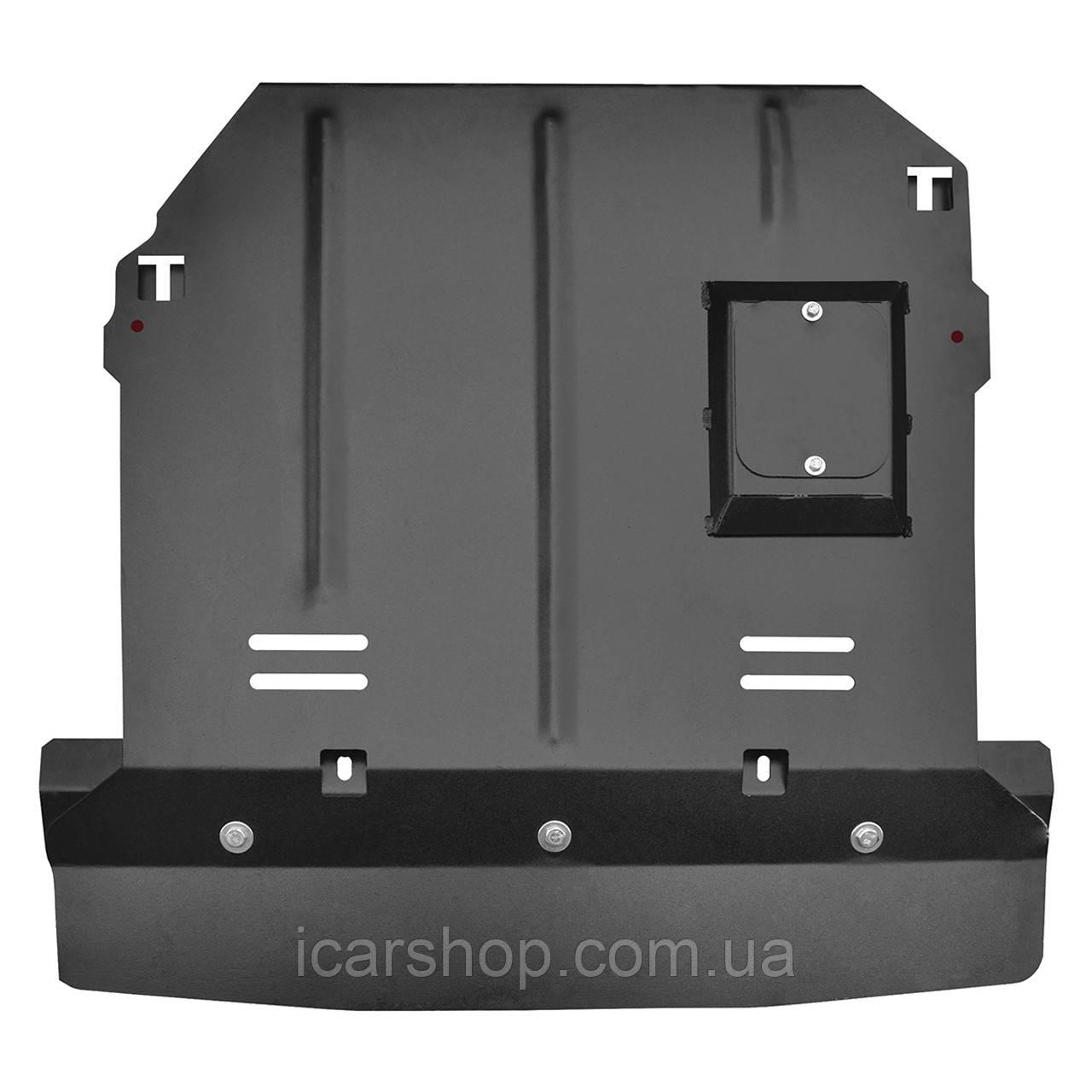Захист Двигуна / КПП / Радіатора Mercedes Vito I 01-03 / V-Klasse (2,2 CDI) Titan