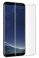 Захисне скло Curved Glass для Samsung S9 Plus Full Glue (Рідкий клей + УФ лампа)