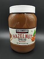 Паста ореховая Kirkland Hazelnut 1000г