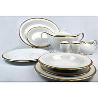 Сервиз столовый Bougucice Antonio Gold 12/45 124501