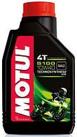 Motul 5100 4T SAE 10W40 1L Мотюль 4т масло для мотоциклов