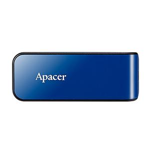 Флеш USB Apacer AH334 16GB Blue (AP16GAH334U-1), фото 2