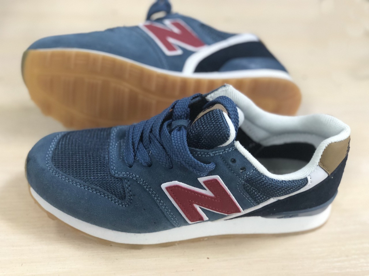 206f5128f Женские кроссовки, синие, из натуральной замши: продажа, цена в ...