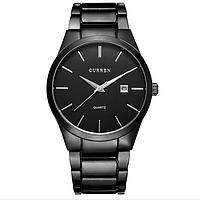Мужские часы Curren 8106 черный