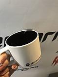 Керамическая кружка BMW M Motorsport Mug, White/Black, 80282461129, фото 3
