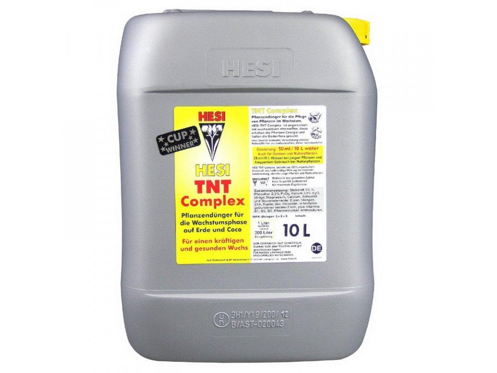Минеральное удобрение HESI TNT Complex 10L