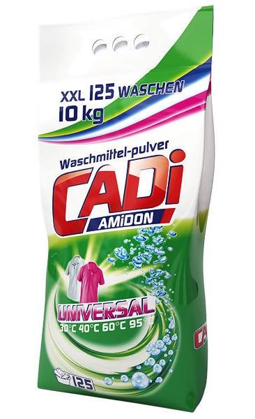 Пральний порошок універсальний Cadi Amidon universal 10 кг
