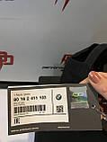 Бейсболка BMW Logo Cap, Deep Black, артикул 80162411103, фото 3