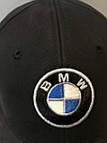 Бейсболка BMW Logo Cap, Deep Black, артикул 80162411103, фото 5