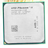 ТОПОВЫЙ Процессор AMD на 4 ЯДРА SAM3, Am2+ PHENOM II X4 965 BLACK EDITION 125W - 4 по 3.4Ghz каждое am3,SAM2+