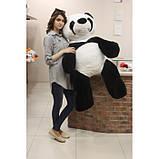 Оригинальная мягкая игрушка панда 100 см, фото 2