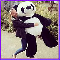 Оригинальная мягкая игрушка большая панда 170 см