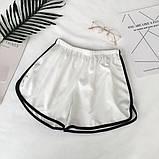 Модні молодіжні короткі шорти,тканина двунитка,розміри:42,44,46., фото 3