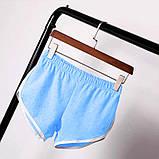 Модні молодіжні короткі шорти,тканина двунитка,розміри:42,44,46., фото 4