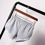 Модні молодіжні короткі шорти,тканина двунитка,розміри:42,44,46., фото 7