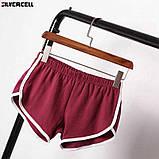 Модні молодіжні короткі шорти,тканина двунитка,розміри:42,44,46., фото 8