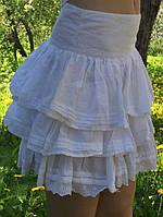 Юбка MANGO белая., фото 1